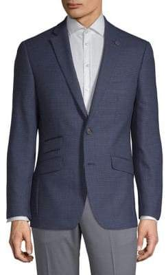 Ted Baker No Ordinary Joe Joey Wool Sport Coat