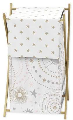JoJo Designs Sweet Celestial Laundry Hamper