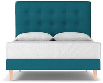 Apt2B Palmer Drive Upholstered Bed EASTERN KING in BILOXI BLUE - CLEARANCE
