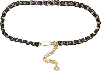 Dolce & Gabbana Chain Belt