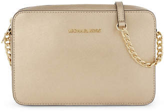 MICHAEL Michael Kors Jet Set leather cross-body bag