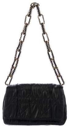 Christian Dior Cannage Small Delidior Flap Bag