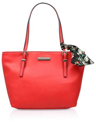 Nine West Red 'It Girl' Tote Bag