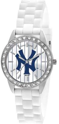 New York Yankees Game Time MLB Women's Frost Series Watch