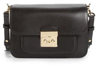 Michael Michael Kors Large Sloan Editor Leather Shoulder Bag - Black $298 thestylecure.com