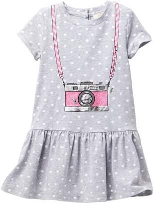 Kate Spade Camera Dress (Toddler & Little Girls)