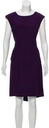 Rachel Comey Sleeveless Cutout Dress