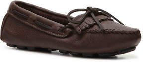 Minnetonka Moosehead Driving Moccasin - Women's