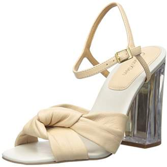 Calvin Klein Women's Laureen Platform Dress Sandal