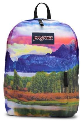 JanSport High Stakes Landscape Backpack