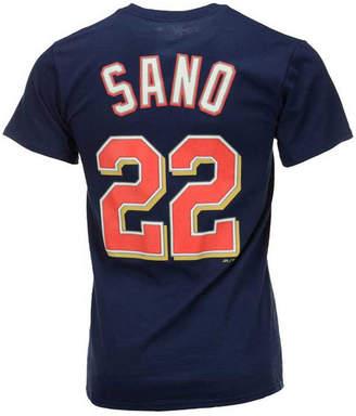 Majestic Men's Miguel Sano Minnesota Twins Player T-Shirt