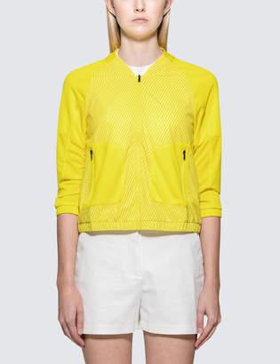 Calvin Klein Mesh Baseball Wind Jacket