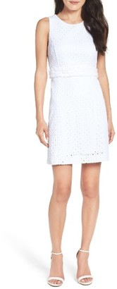 Women's Lilly Pulitzer Arden Sheath Dress $178 thestylecure.com
