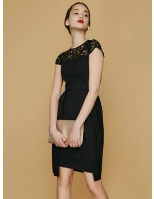 LAGUNAMOON (ラグナムーン) - ラグナムーン LADY Gapレングススカラップドレス