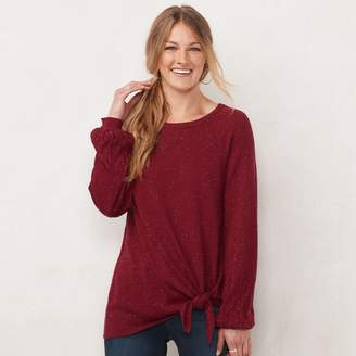 Lauren Conrad Women's Knit Pullover