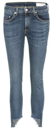 Rag & Bone Capri cropped jeans