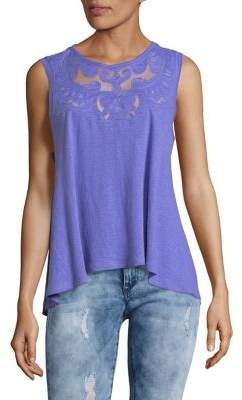 Free People Meant to Be Tee