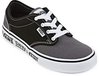 df19da8d0a8f Vans Atwood Big Kids Boys Skate Shoes Lace-up