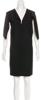 Maison Rabih Kayrouz Sleeveless Wool Mini Dress w/ Tags