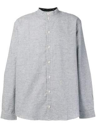 Henrik Vibskov round collared shirt