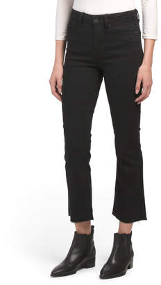 Juniors High Waist Flare Jeans