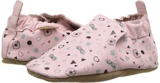 Robeez #GirlyGirl Soft Sole Girl's Shoes
