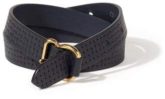 Jigsaw Mia Leather Jeans Belt