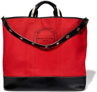 Sonia Rykiel Sailor Serie Medium Tote Bag