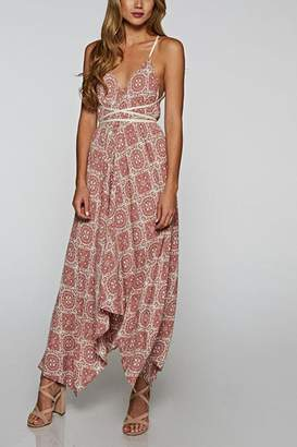 Love Stitch Lovestitch Maxi Dress