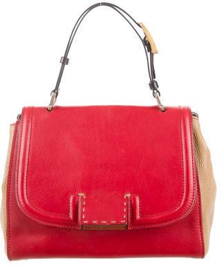 FendiFendi Selleria Silvana Handle Bag