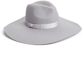 Lack of Color 'Montana Silver Haze' Floppy Wool Hat $109 thestylecure.com