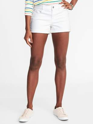 "Old Navy Clean-Slate Boyfriend Shorts for Women (3"")"