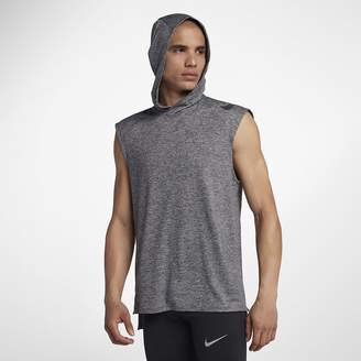 Nike Run Division Element Men's Sleeveless Running Hoodie