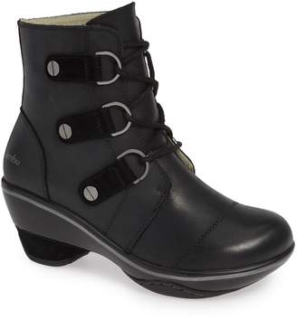Jambu Emma Lace-Up Bootie