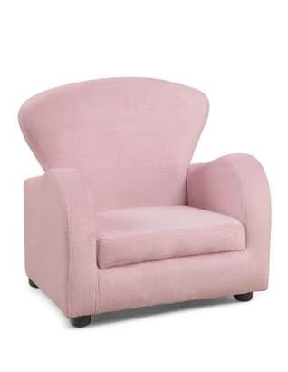 Monarch Fuzzy Juvenile Club Chair