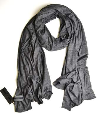Fluxus SALE $34.99 Nomad Scarf Charcoal Grey Unisex Oprah's Must-Haves Cotton