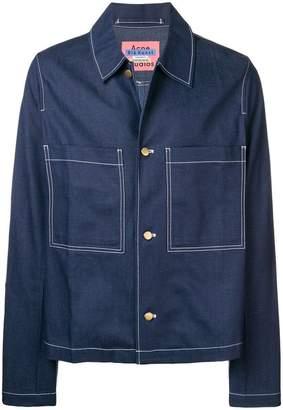 Acne Studios Bridge D short jacket