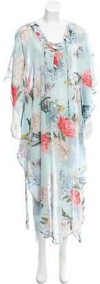 Yumi Kim Printed Maxi Dress