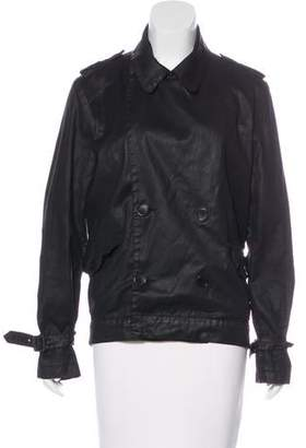 Surface to Air Belted Button-Up Jacket