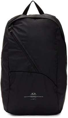 Oakley by Samuel Ross Black Packable Backpack