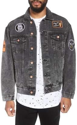 Barking Irons On the Bowery Denim Jacket