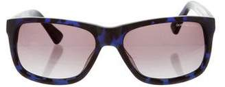 Oliver Goldsmith Tortoiseshell Tinted Sunglasses