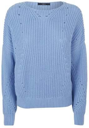 SET Ribbed Sweater