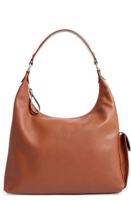 Longchamp Le Foulonne Leather Hobo