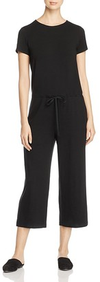 Eileen Fisher Drawstring Jumpsuit - 100% Exclusive $258 thestylecure.com