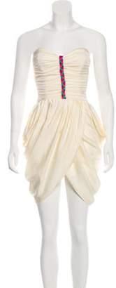 Mara Hoffman Silk Sleeveless Midi Dress multicolor Silk Sleeveless Midi Dress