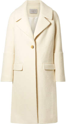 Jason Wu GREY - Oversized Wool Coat - Cream