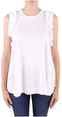N°21 N.21 Cotton Top With Bows