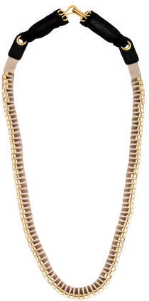 3.1 Phillip Lim 3.1 Phillip Lim Acordion Pleated Necklace