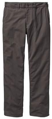Patagonia Men's Regular Fit Duck Pants - Long